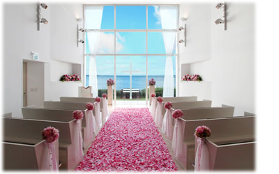 Ocean Palace Wedding