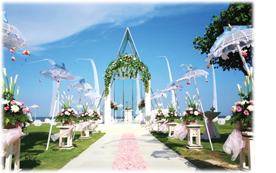 Overseas Wedding Ceremony