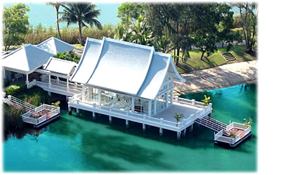 Phuket Lagoon Chapel Overseas Wedding Ceremony