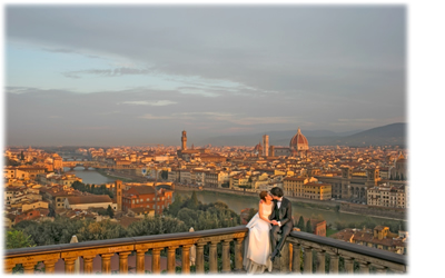 Italy Florence Overseas Pre-Wedding Photography