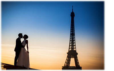 France Paris Overseas Pre-Wedding Photography