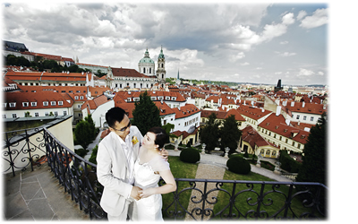 Prague Pre-wedding