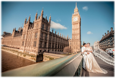 London Overseas Pre Wedding Photography
