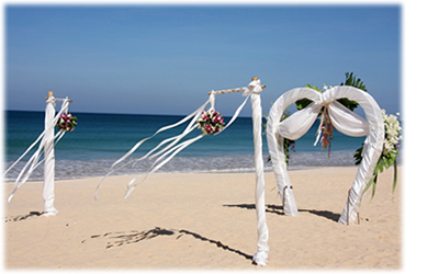 Overseas Phuket Beach Wedding