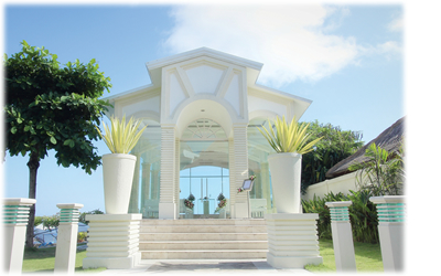 Overseas Bali Wedding Amanda Chapel